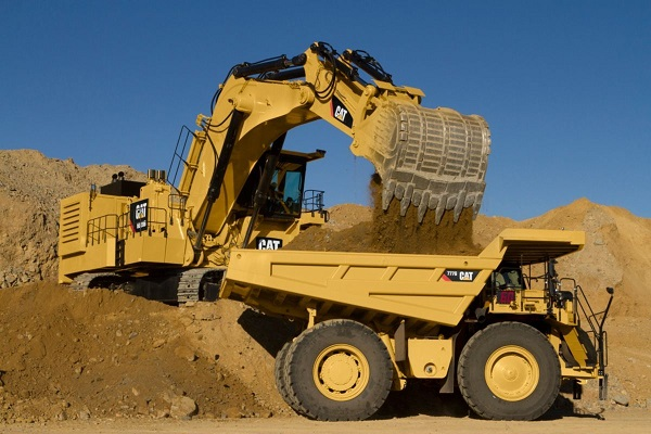 Earthwork Construction and Loading Work