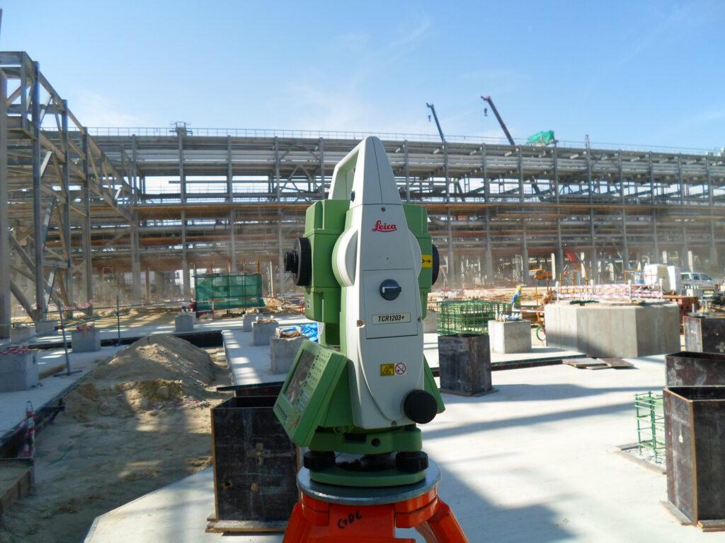 Construction Survey and Land Survey