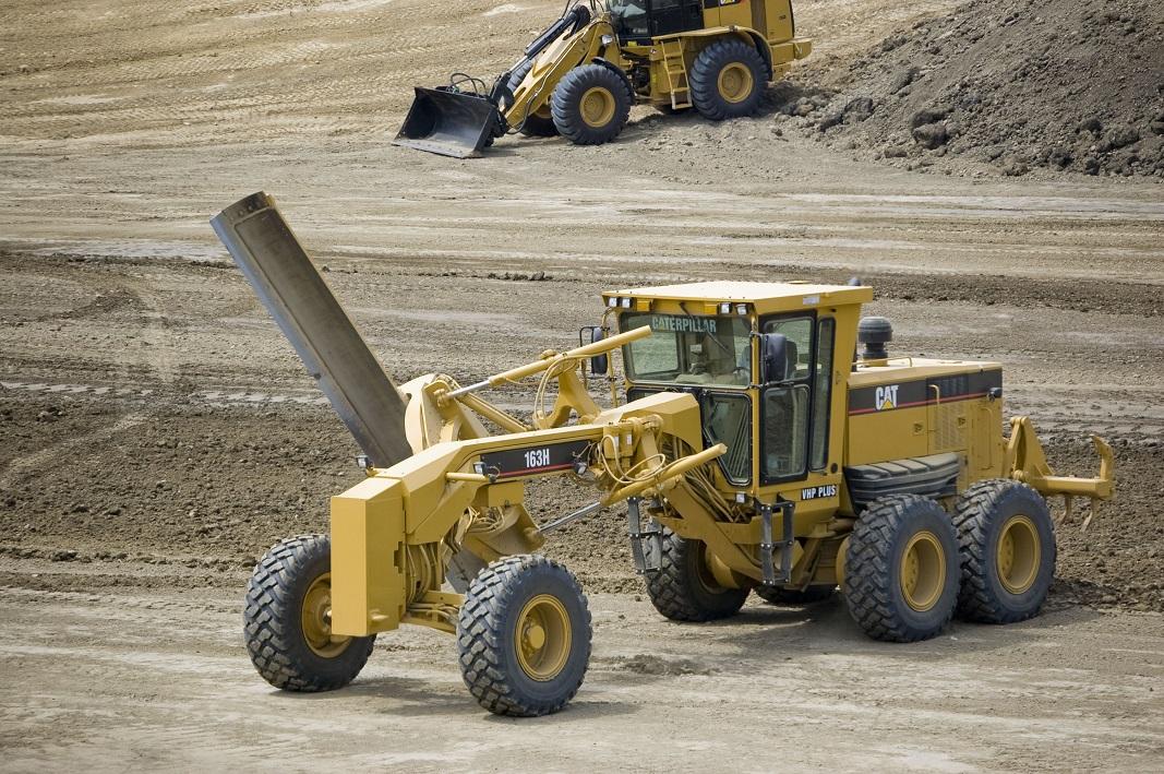 Earthwork Construction, Grading, Excavation and Backfilling