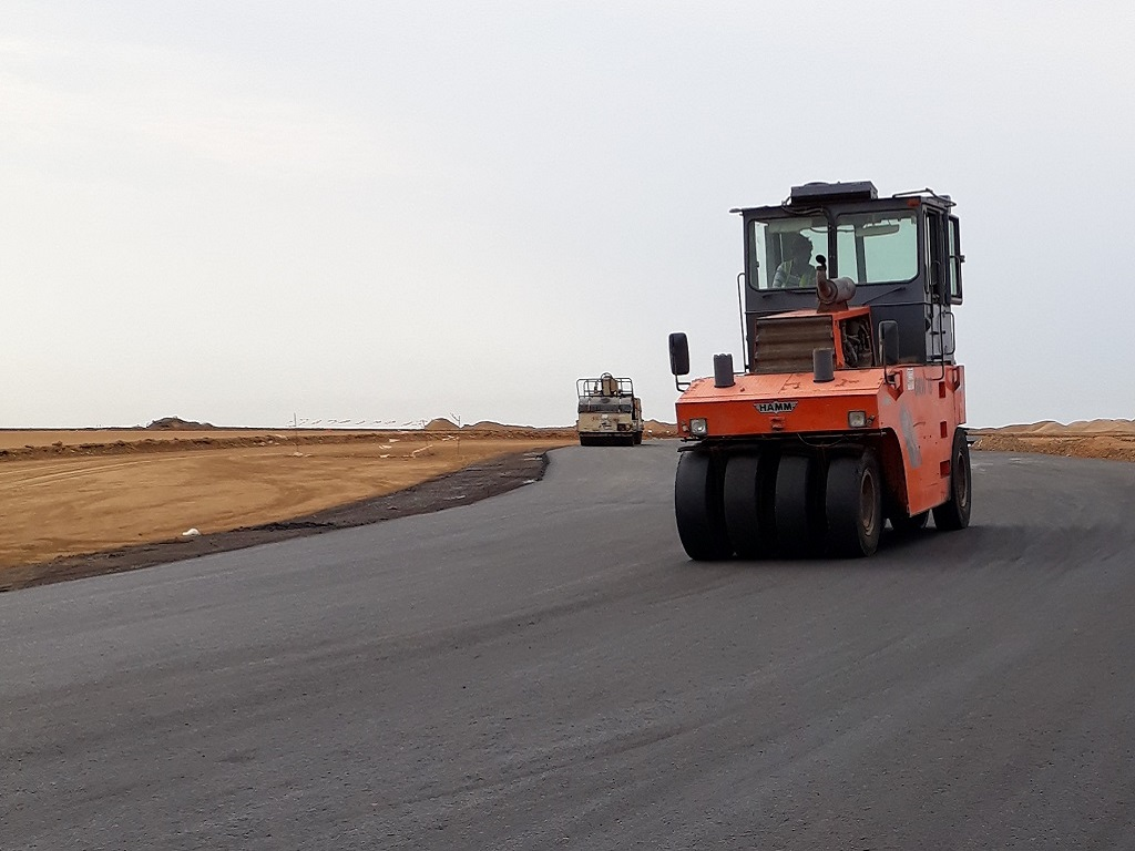Road Construction, Highway Construction and Asphalt Paving